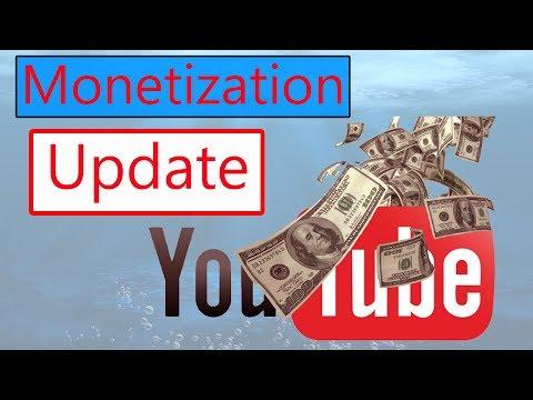 Youtube monetization problem solved II New Update 17 Jan 2018