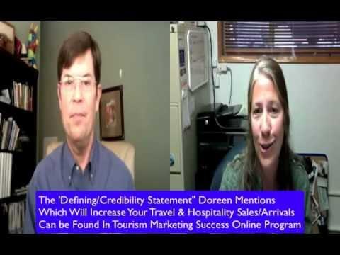 Alaska Tour Operator Marketing Shares Her Travel Sales Success Tips with Tourism Tim