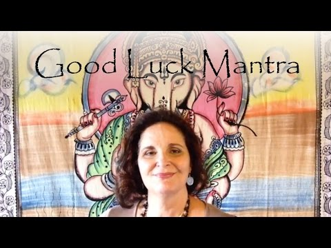 MANTRA FOR GOOD LUCK
