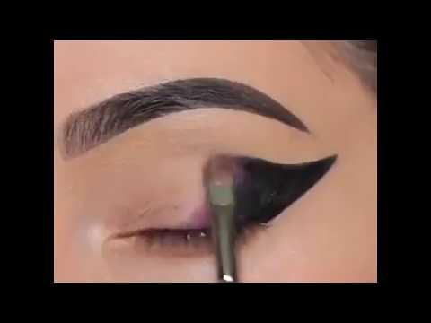 makeup for dark brown eyes and light skin
