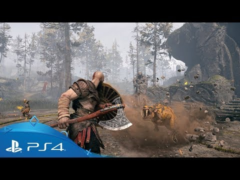 God of War | Director's Commentary: Part 2 – The Stranger Fight | PS4