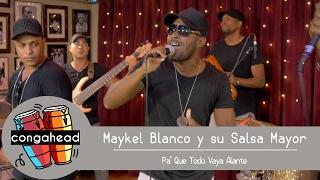 Maykel Blanco y su Salsa Mayor performs Pa