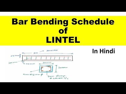 BBS of Lintel by Parag Pal