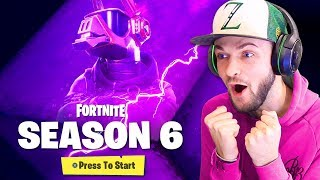 FIRST LOOK at SEASON 6 in Fortnite!