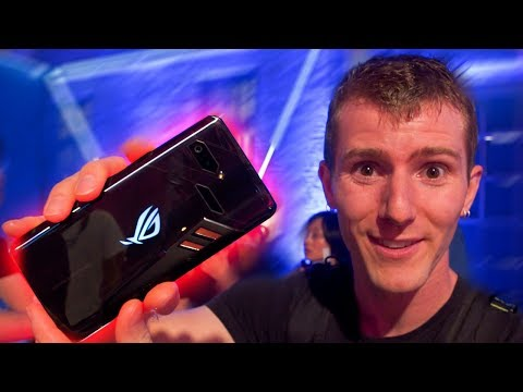 ASUS' Gaming Phone Looks AWESOME!