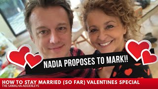 HTSM (So Far) #59 VALENTINES SPECIAL - Nadia PROPOSES to Mark!!!!