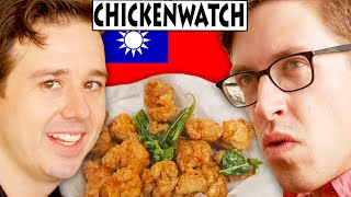 Is Taiwanese Popcorn Chicken The Best In The World?