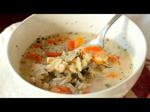 Panera Copycat Chicken and Wild Rice Soup