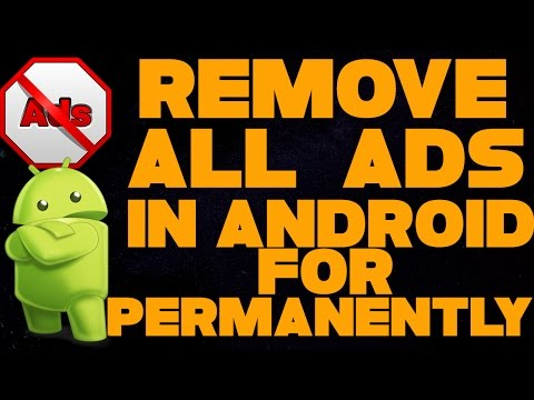 How To Remove|Block Ads From Android Phone Without Root