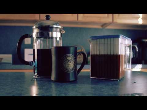 Making Iced Coffee, the Fast Way. It's Ice Cold, Now. | Coldwave Launch Commercial 2