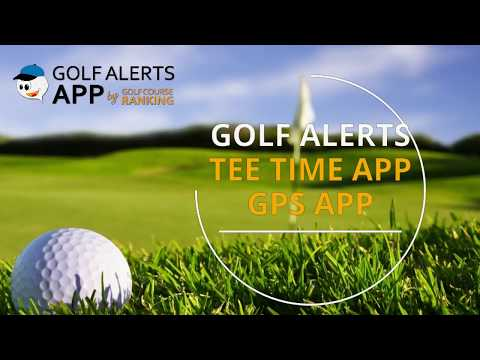 GOLF ALERTS CONSUMER INTRODUCTION