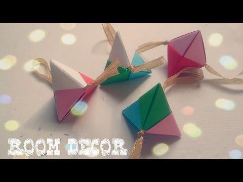 Origami Easy - Origami Ornament