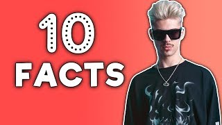 FY - 10 ΠΡΑΓΜΑΤΑ ΠΟΥ ΔΕΝ ΗΞΕΡΕΣ | 10 FACTS 🔥