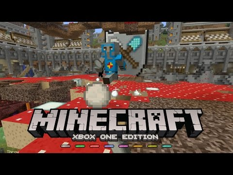 Minecraft: Tumble - Snowball Fight!!! [Xbox One Edition]