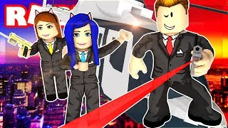 BECOMING A SECRET SPY IN ROBLOX! DON