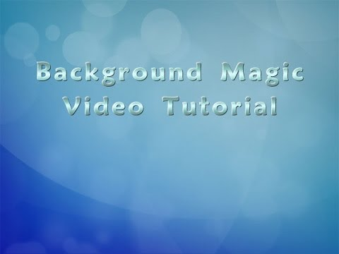 How to Make Solid Colored Buttons and Borders with Background Magic