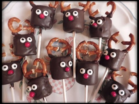 Chocolate Reindeer | Holiday Treat