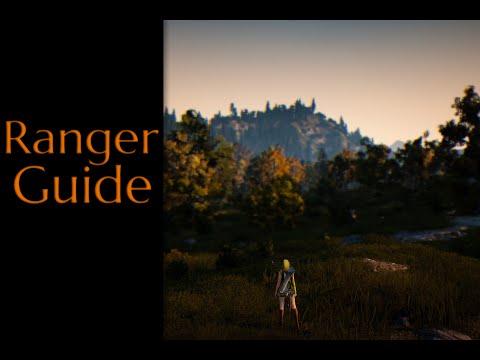 Black Desert | Ranger: Sharp Feather 1