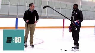 P.K. Subban Takes On Schaap At Hometown Rink | E:60 | ESPN