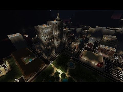 Minecraft Ark City Zombie RPG Trailer ( Xbox 360 )