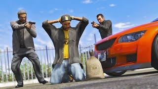 The Petty Thief has Big Problems | GTA 5 Action Film