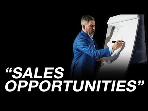 Sales Opportunities - Grant Cardone
