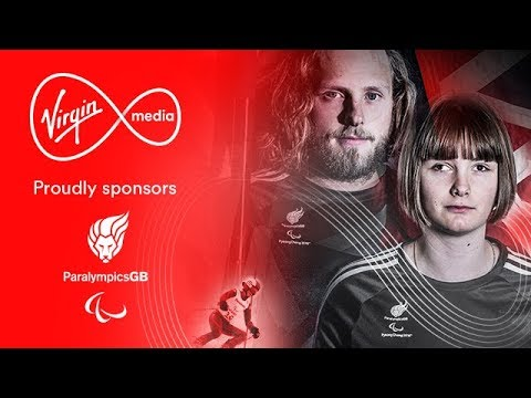 Virgin Media present ParalympicsGB with 'Gold Luck' messages from loved ones