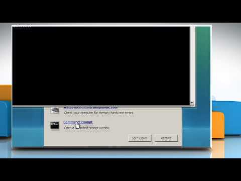 How to fix black screen issue with mouse cursor only in Windows® Vista