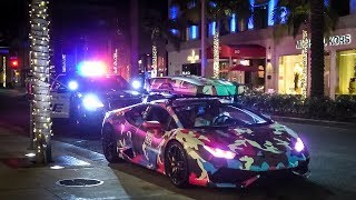 Meet the Most Hated Lamborghini in Beverly Hills