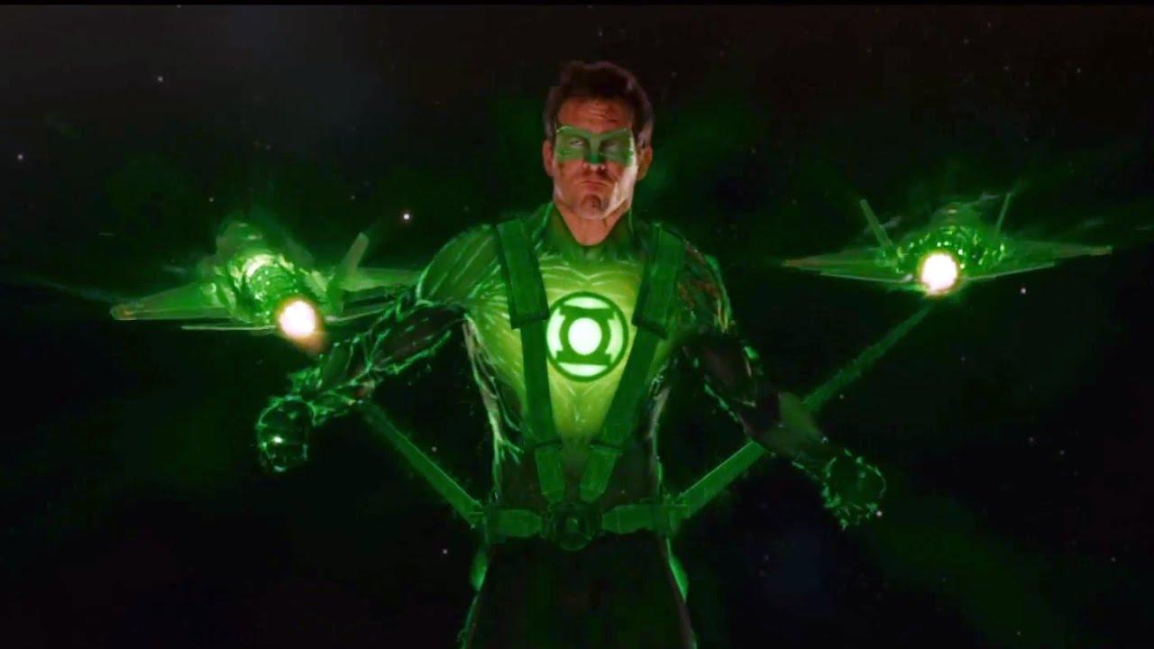 Hal Jordan vs Parallax   Green Lantern Extended cut