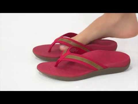 b22a51aaeaf2 Vionic w Orthaheel Men s Orthotic Thong Sandals - Ryder with Stacey ...