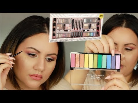 Walmart Makeup Gift Set Review