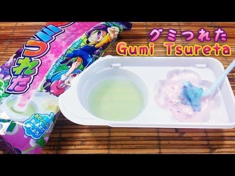 グミつれた☆Gumi Tsureta☆Gummy Fishing Japanese Candy - DecoNeko Popin' Cookin' Malaysia