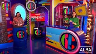 Còig Criomagan   Latha Mòr Nan Leabhraichean Cloinne   CBBC ALBA   BBC ALBA