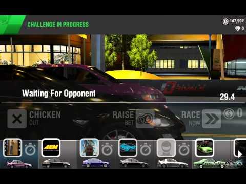 Racing rivals 18| rx8 build up part 2