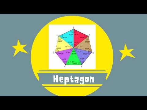 Heptagon Definition | Polygon Shape |