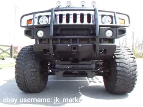 2003 Monster Hummer H2!! Must See!!