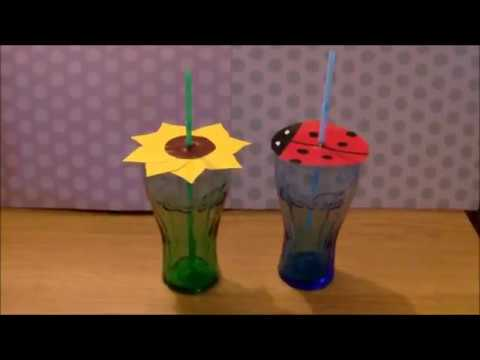 How To Make A Duct Tape Drink Cover