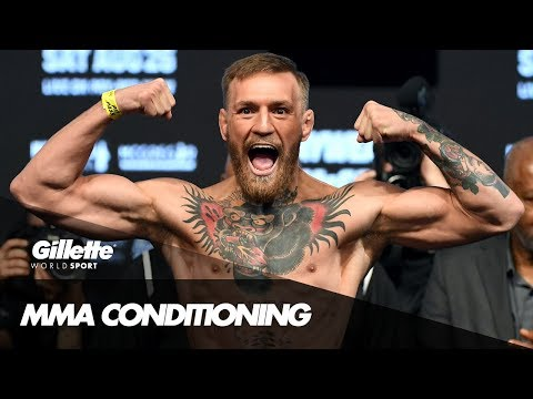 Conor McGregor's Fitness Regime - FAST Conditioning | Gillette World Sport
