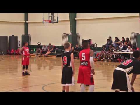 5th Grade AAU Basketball ( Ohio Red Wave ) Kicks