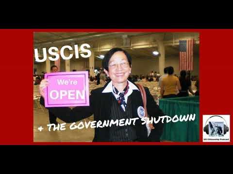 USCIS and the Government Shutdown