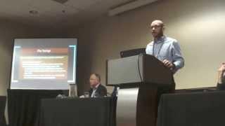 Jeremy Thompson, Kris Lyle: Word Sense Disambiguation Aided by Frame Analysis