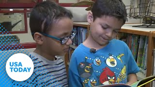 Kids get big surprise after giving up field trip for sick friends