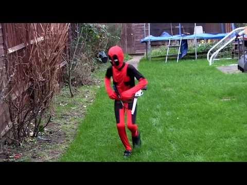 Deadpool Parody for kids