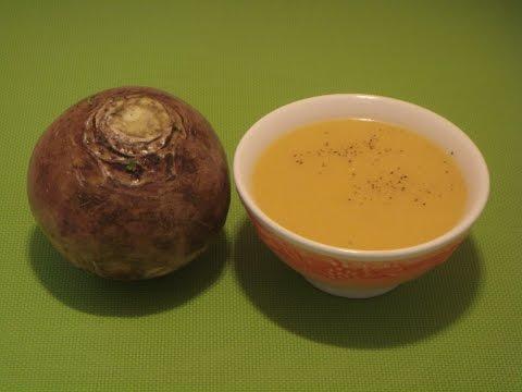 Rutabaga Recipe: Rutabaga Soup Recipe