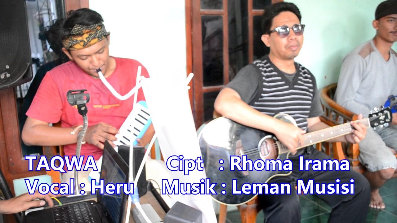 Download Rhoma Irama - Taqwa Kepada Allah SWT MP3 Gratis