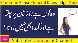 Funny common sense questions and answers - PakVim net HD