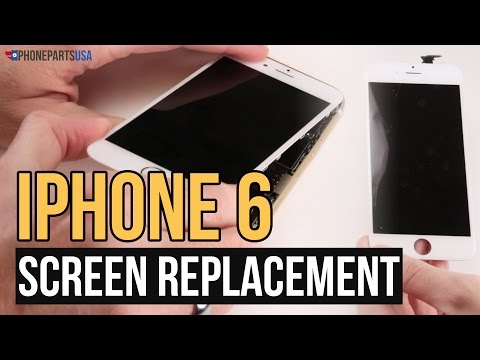 iPhone 6 Screen Replacement Video Guide