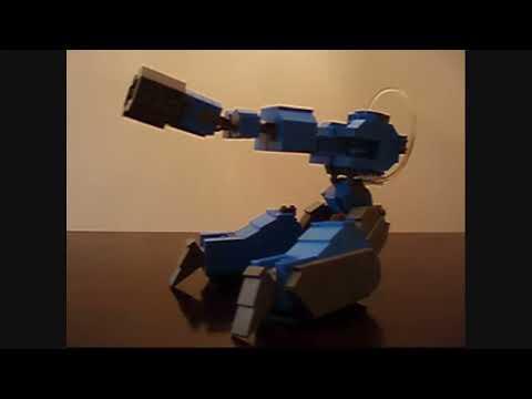 SHOCKWAVE (HYBRID), A Lego Transformers Creation