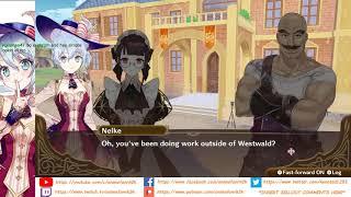 Animefanrk2k Plays Nelke & The Legendary Alchemists 03 - Deepening Our Friendships